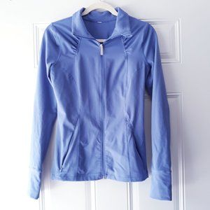 Under Armour Active Fitted Full Zip Jacket Sz S?